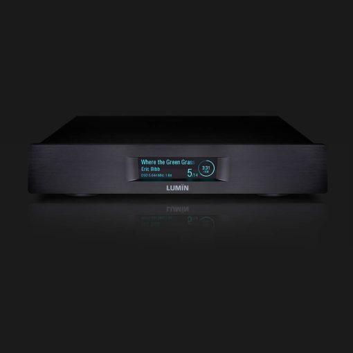 Lumin S1 Music Server – Brook Audio