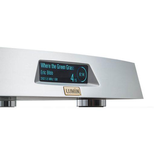 Lumin A1 Audiophile Music Server – Brook Audio